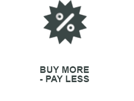 BUY MORE - PAY LESS
