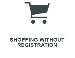SHOPPING WITHOUT REGISTRATION